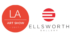 LA Art Show 2017 Ellsworth Gallery