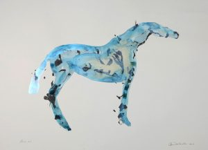 Horse drawing # 3