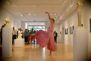 Taking Wing at Ellsworth Gallery, Santa Fe, NM