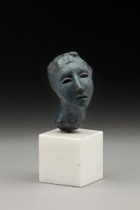 Sappho head