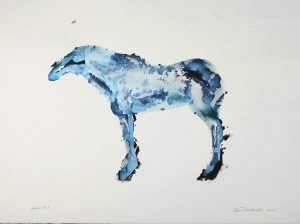 Horse drawing # 7