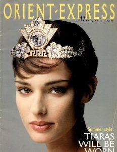 Orient Express: Rock of Ages Carrara